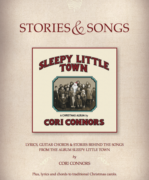 Sleepy Little Town Stories and Songs Cover